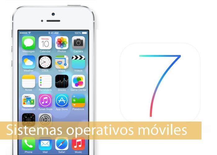 iOS 7 ventajas e inconvenientes