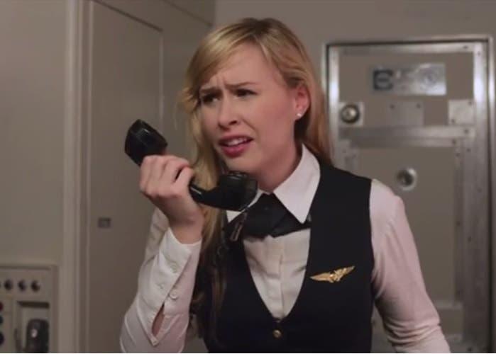 No usar móviles en los aviones