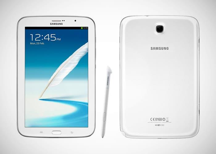 Análisis de la Samsung Galaxy Note 8.0 por parte del equipo de Andro4all