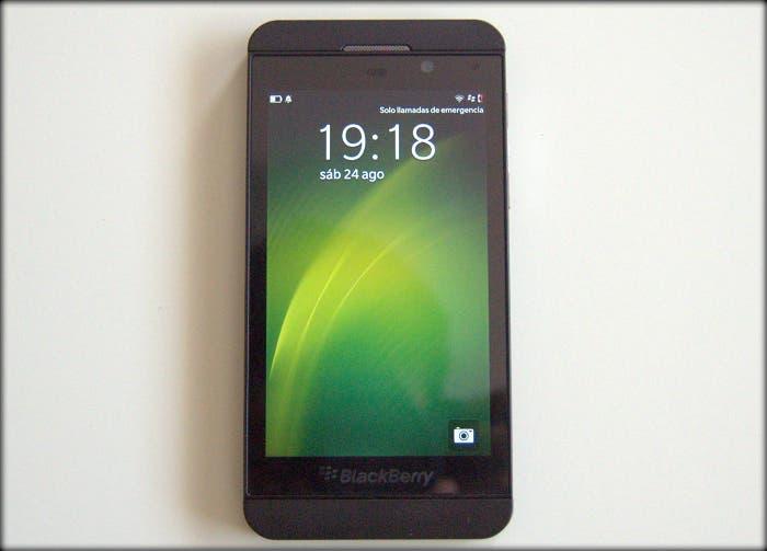 Teléfono BlackBerry Z10