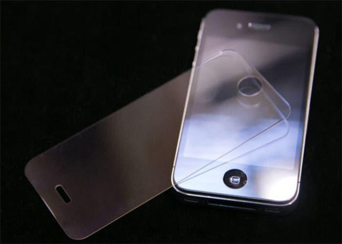 Lámina de Gorilla Glass