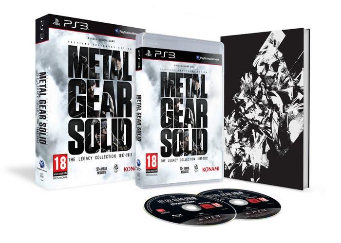 Metal Gear Legacy Edition