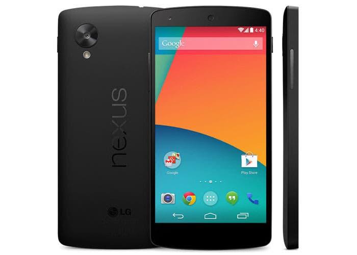 Imagen del Google Nexus 5