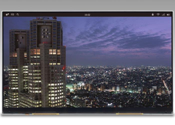 Pantalla 4K para tablets de Japan Display
