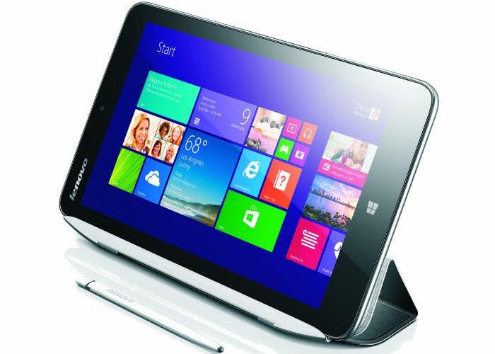 Imagen de la tablet Lenovo Miix2