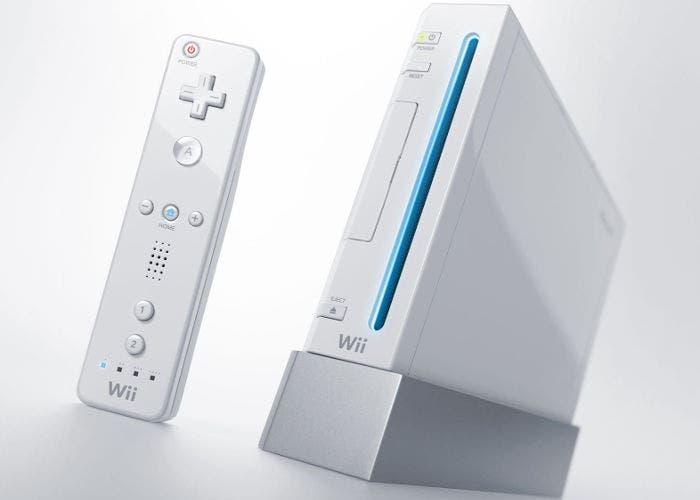 Imagen de la consola Nintendo Wii
