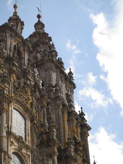 Fachada Catedral de Santiago de Compostela