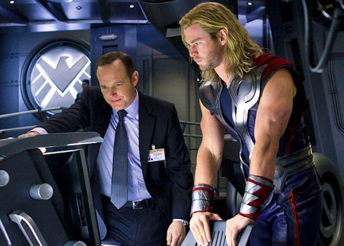 Thor & SHIELD