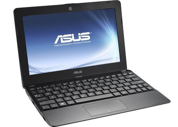Portátil Asus con Ubuntu
