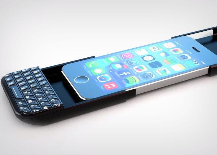Typo iPhone Keyboard Case